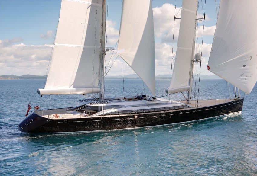 Yacht / Vertigo / Sailing / Alloy Yachts